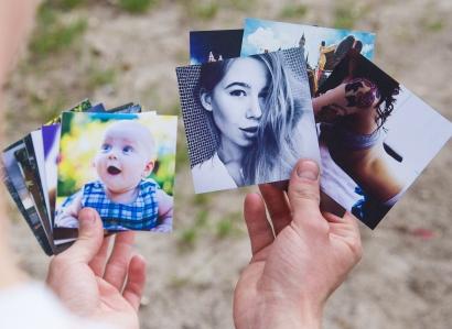 Didelės foto kortelės