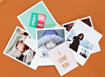 Polaroid tipo nuotraukos